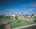 Timeshare golf resort